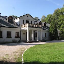 Z zachodu na wschód- ciekawe miejsca: Olsztyn, Szydłów, Kurozwęki, Nagłowice
