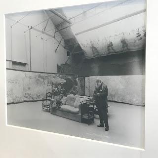 Henri Manuel Photograph of Claude Monet