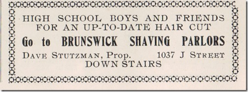 Brunswick Shaving Parlor