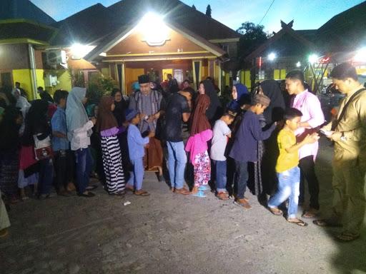 Keluarga Besar Suriadi Buka Bersama 100 Anak Yatim dan Kaum Dhuafa