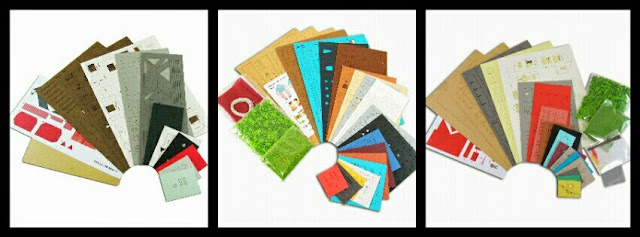 laminas de papel Sankei