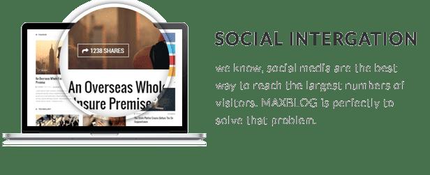 MaxBlog - Responsive Magazine Blogger Template - 22