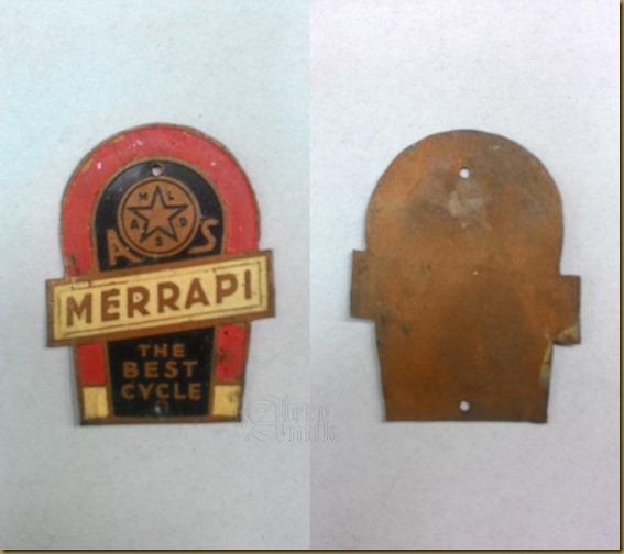 Emblem Merrapi