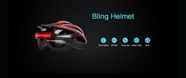 Casco LIVALL Bling