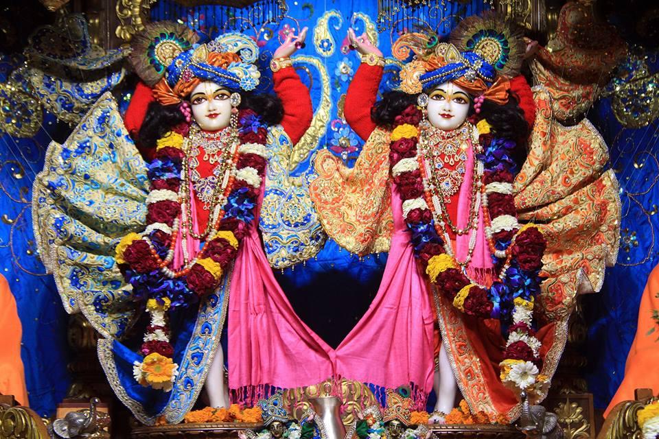 ISKCON Delhi Deity Darshan 08 Jan 2017 (7)
