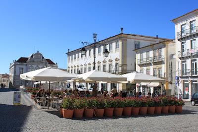 Praça de Giraldo - Évora - Portugal