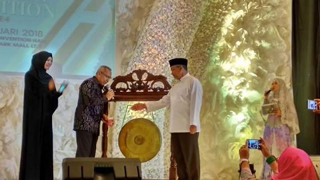Mahfudz Harap Wedding Exhibition jadi ajang kreasi pemuda Bekasi