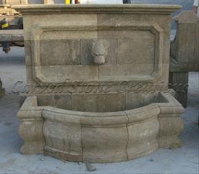 Exterior, Fountains, Ideas, Interior, Natural Stone, Wall, wall fountain