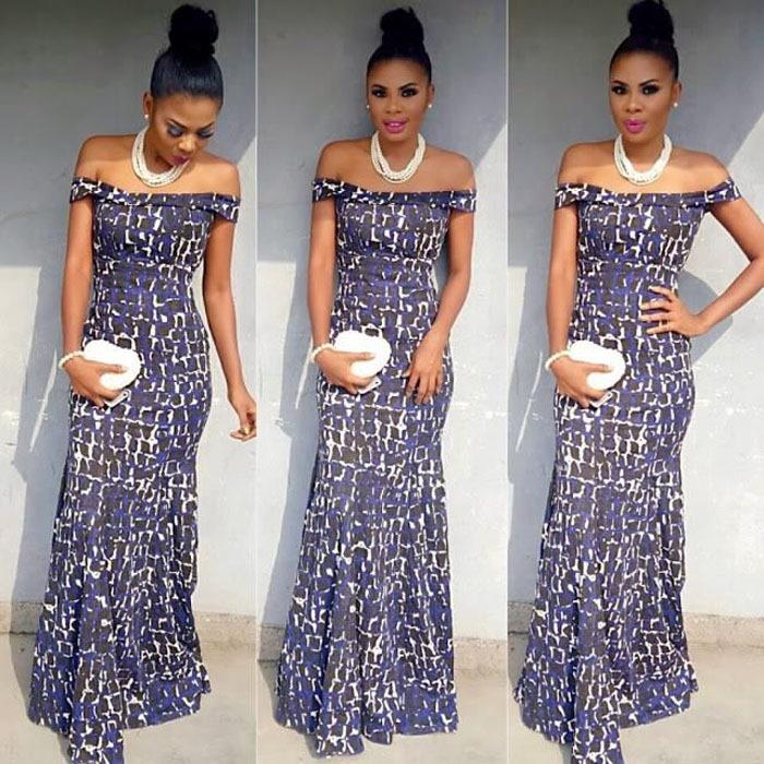Long Ankara Gown Style (6)