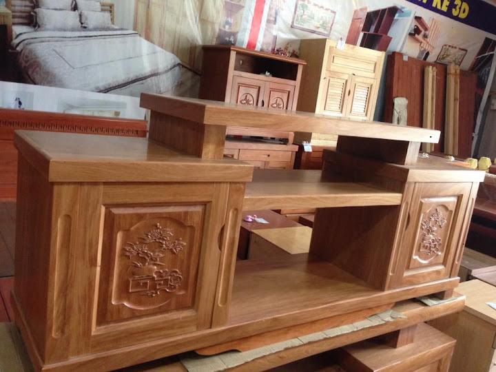 Kệ tivi gỗ MS-176 - Tủ Bếp Đẹp - Tủ Quần Áo Gỗ - Giường Ngủ Đẹp
