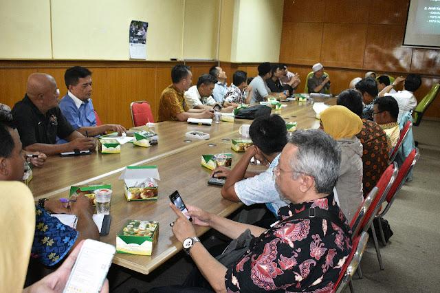 KPU Kota Bekasi gelar rapat perencanaan kebutuhan logistik