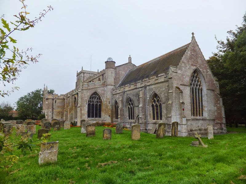St Marys Church Wrangle