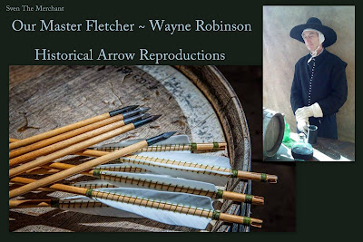 Archery Supplies - Historical Arrows
