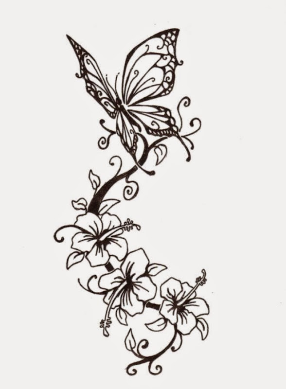 tattoo flowers free tattoo pictures. Black Bedroom Furniture Sets. Home Design Ideas