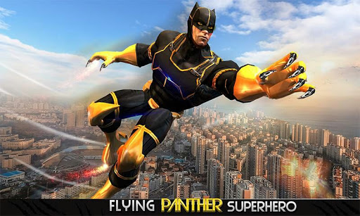 Download Super Panther Flying Hero City Survival APK - Jogos Android