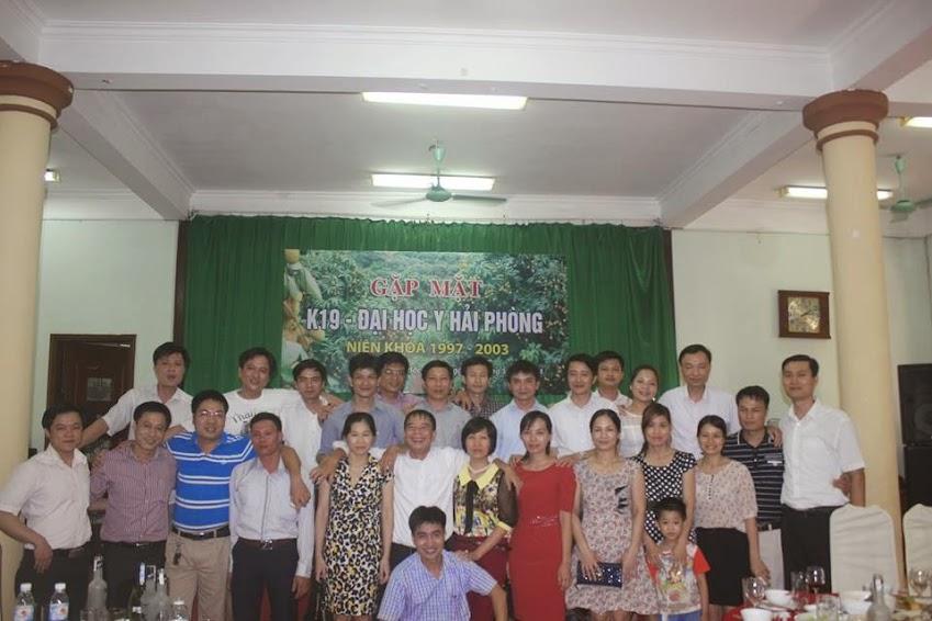 K19 Đại học Y Hải Phòng