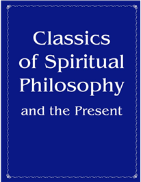Cover of Vladimir Antonov's Book Classics of Spiritual Philosophy and the Present