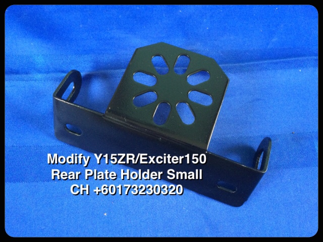 Universal Rear Plate Holder Small  sc 1 st  CH Motorcycle Store & CH Motorcycle Store: Universal Rear Plate Holder Small