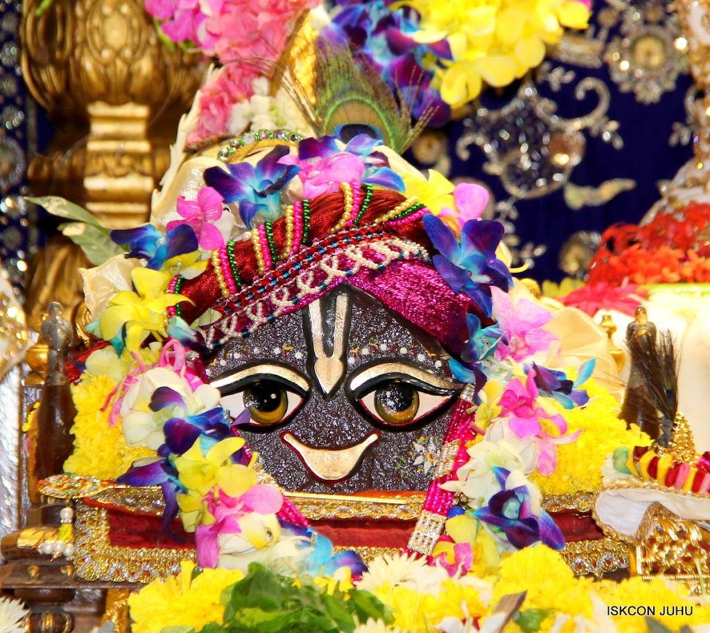 ISKCON Juhu Sringar Deity Darshan on 25th August 2016 (62)