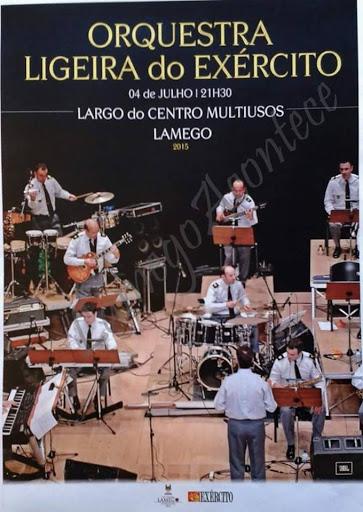 Concerto da Orquestra Ligeira do Exército Português