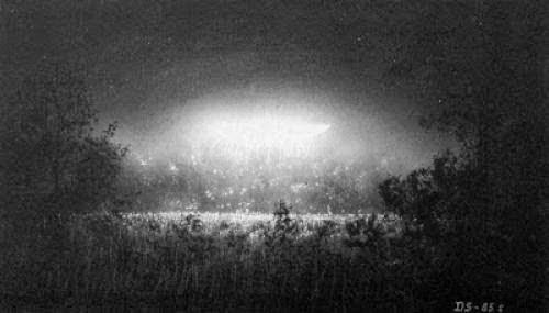 Ufo Filmed For Approximately Six Minutes Over Yorba Linda California