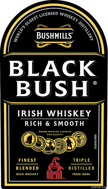 Bushmills Black Bush & Red Bush