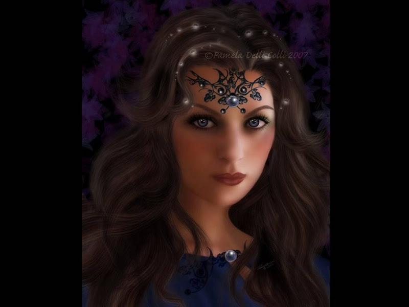 Face Of Night, Fairies 1