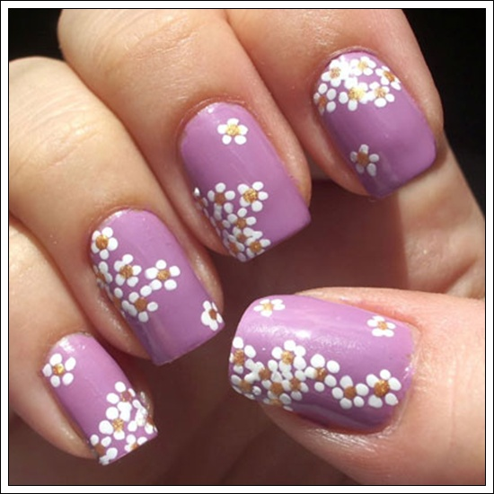 Spring Nail Art: Beautiful Examples Of Spring Nail Art Designs 2017 Trends