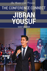 Jibran Yousuf - Motivational Speaker