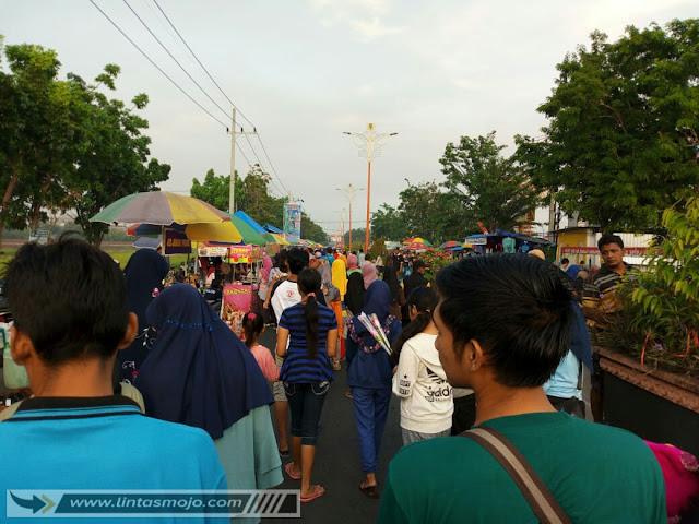 Pasar Kaget Benpas Kota Mojokerto