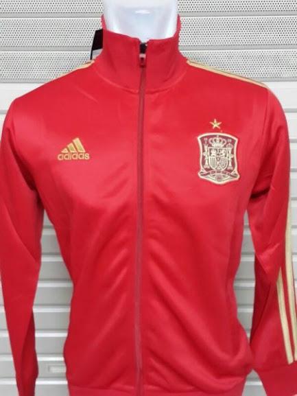 Jual Jaket Spanyol Home Piala Dunia 2014
