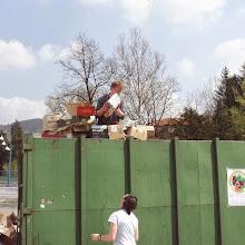 Zbiranje papirja, Ilirska Bistrica 2006 - KIF_8421.JPG