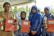 Ini Daftar Pemenang LSS Tingkat Kabupaten Soppeng