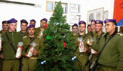 Local Christians increasingly joining Israeli Defense Forces