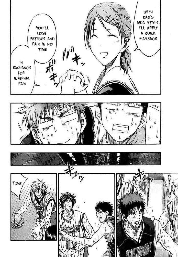 Kuroko no Basket Manga Chapter 161 - Image 06