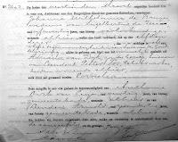 Vos, Cornelia Geboorteakte 11-03-1903 Rotterdam.jpg