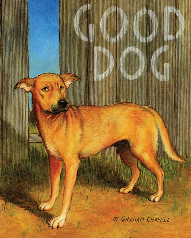 [Good+Dog+By+Graham+Chaffee+2013+June+FantaGraphics+Cover%5B2%5D]