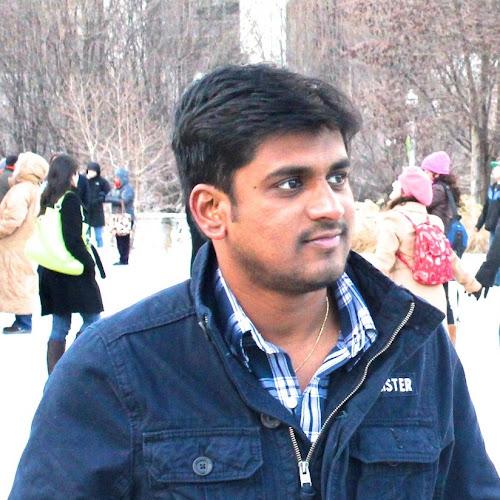 Ravi sankar P.