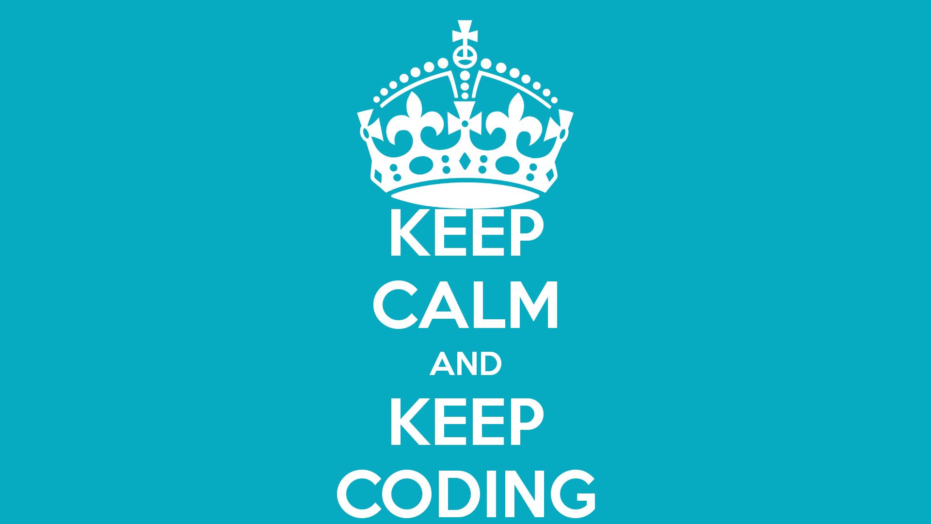 Keep Coding Wallpaper Socket Programming