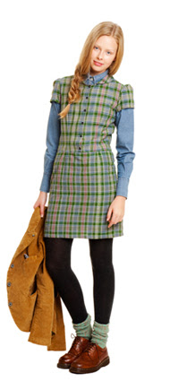 Fall 2011 - The Retro Work Dress