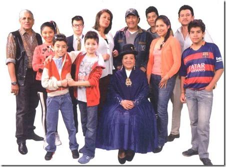 Series bolivianas