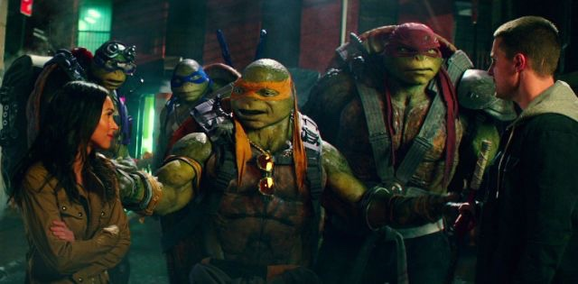 Merc With A Movie Blog Movie Review Teenage Mutant Ninja Turtles Out Of The Shadows