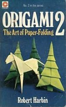 Photo: More Origami, the Art of Paper Folding 2 Harbin, Robert Coronet books / Hodder paperbacks 1971 ISBN 0340153849 186pp 110 x 180 mm