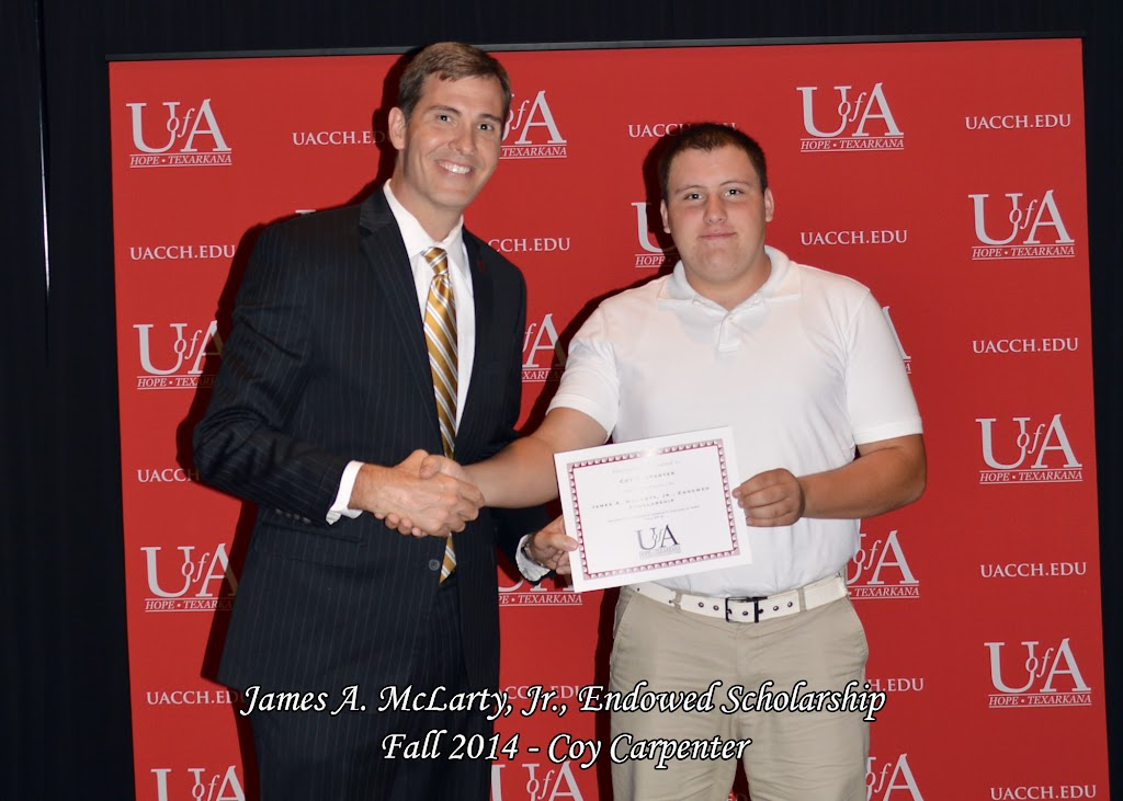Scholarship Awards Ceremony Fall 2014 - Coy%2BCarpenter.jpg