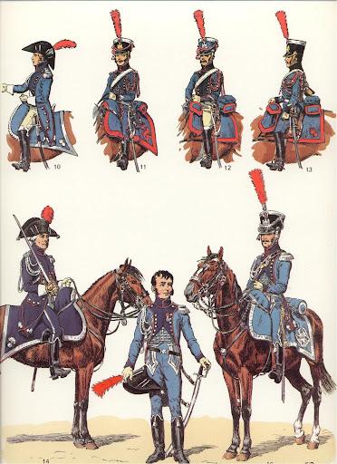 Soldat du train d'artillerie 1808 Tav137-gvoboz1800-15