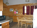 Walleye living area