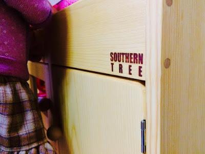 サザンツリーのままごとキッチンの画像