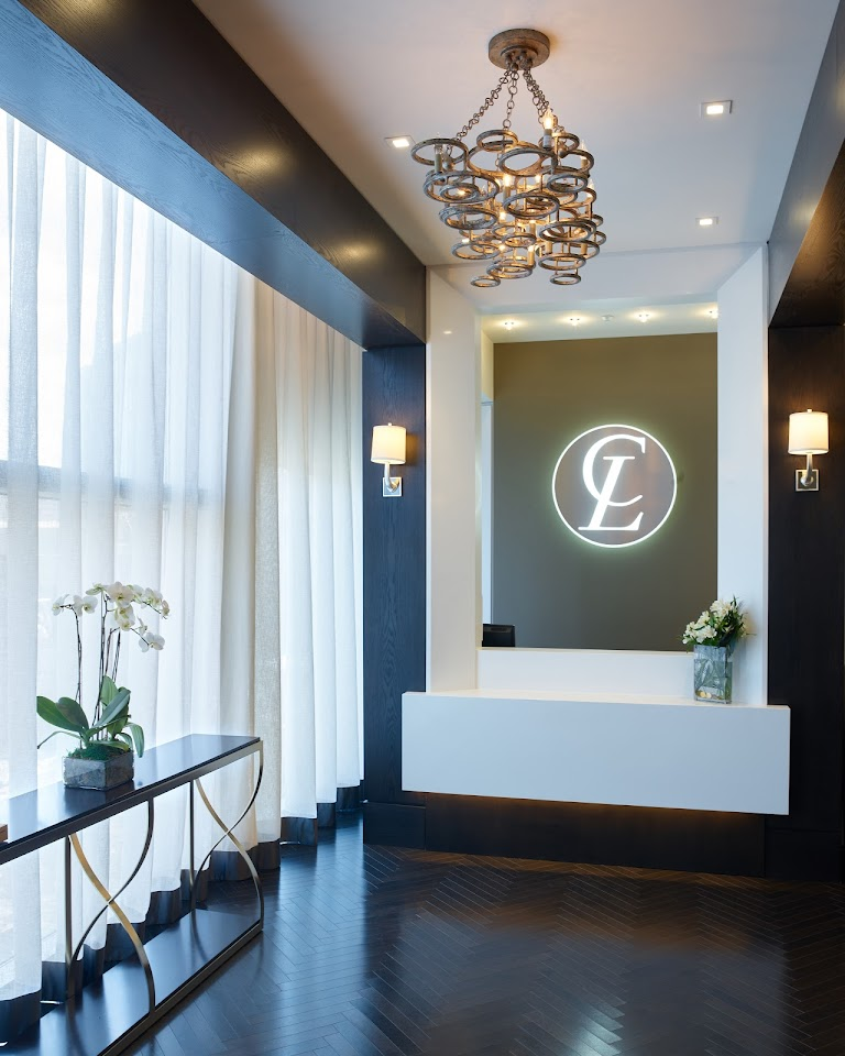 Reception Capital Laser and Skin Care