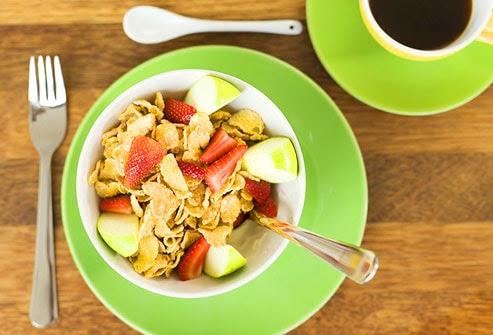 Не завтракать