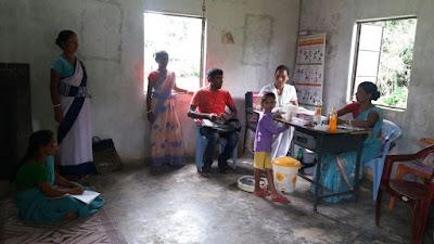 SALT visits to Kanara Beel